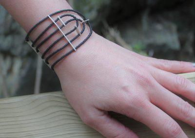 """Bracelet """"Partition"""""""