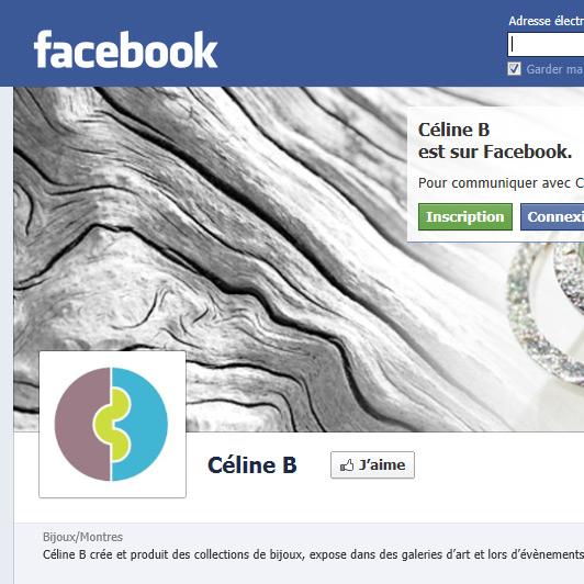 J'ai une page Facebook!