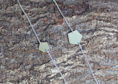 Bracelet pentagone