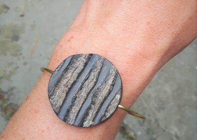 Bracelet corne de zébu